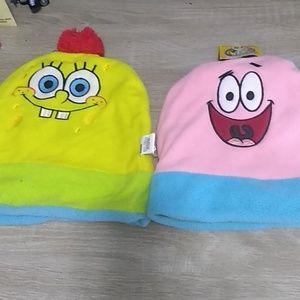 Reversible SpongeBob hat